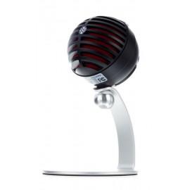 Motiv MV5  Дигитален, USB  микрофон за запис, черен